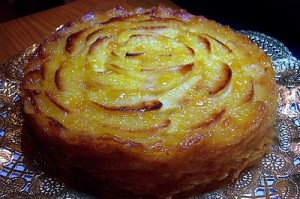 Como preparar tartaleta de manzana