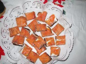 Recetas de Canapes de salmón
