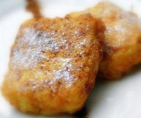 Leche frita de Palencia