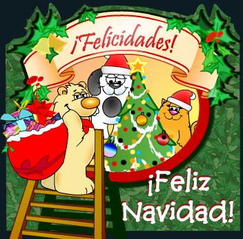 Desde MasChef.com Feliz Navidad
