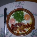 huevos al plato