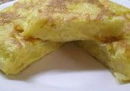 Como preparar tortilla de patata