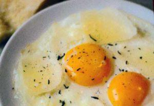 Huevos a la vinagreta