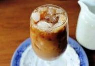 Cafe capuchino helado
