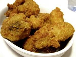 Pollo al Kentucky