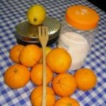 Congelar la ralladura de limón o naranja