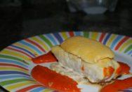 Como preparar merluza gratinada con salsa
