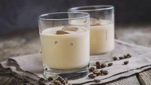 Licor de café cremoso
