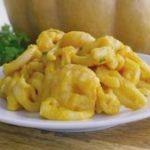 Salsa de calabaza con camarones