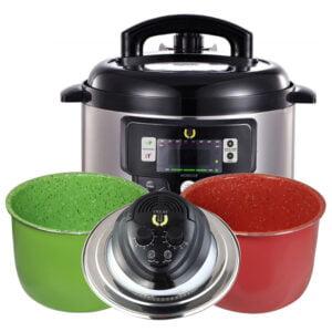 La mejor recopilación de ollas gm modelo f con cabezal de hornos para comprar por internet