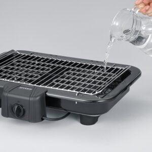 Parrilla eléctrica con agua que puedes comprar online