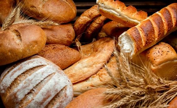 hacer pan de panadería