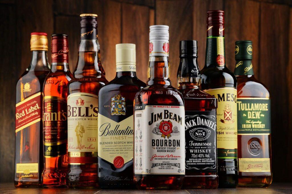 los mejores whiskys