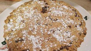 Como hacer Tarta de almendra, harina de maíz y Nutella