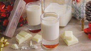Como hacer Licor de chocolate blanco