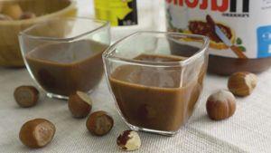 Como hacer Licor de Nutella