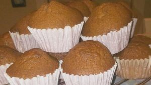 Como hacer Muffins de cacao