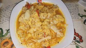 Como hacer Pasta y coliflor a la napolitana