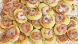 Como hacer Fiesta de Pizzette