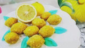 Como hacer Trufas de limón