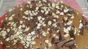 Como hacer Pastel 7 tarros de cacao y almendras