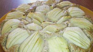 Como hacer Pastel de manzana con harina integral