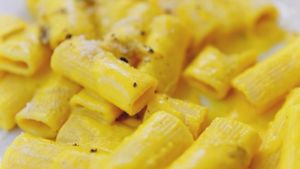 Como hacer Zabaione con queso parmesano